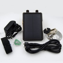 Factory solar panel for hunting trail camera game camera