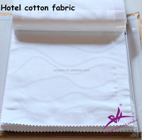 Hotel bedding use cotton fabric for bed sheet in roll