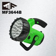 23LED Large hunting searchlight Portable Spotlight with 18LED Work light