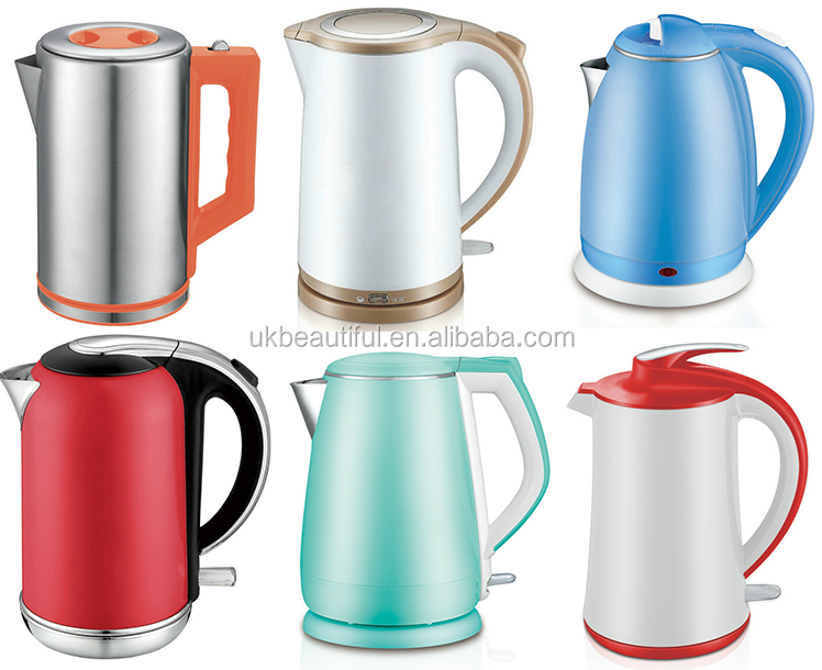 wholesale hot sale stainless steel electric kettles hot water bottle thermos jug flask