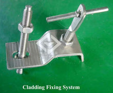 A2/A4 marble bracket,stainless steel stone fixing system,marble fixing angle