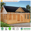 2015 Prefabricated Log/Wooden Garden House STK181 for Sale