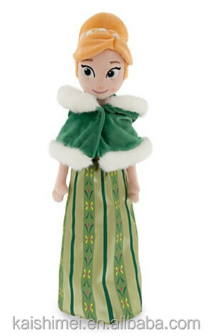 New Frozen dolls plush toys anna elsa toys