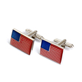 American flag cufflinks for mens