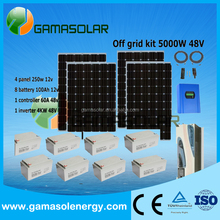 GAMA SOLAR solar panel s for home 300w price solar panel sysem on grid
