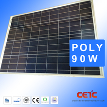 Best Quality Low Price 90W Luminous Panel Solar With High Efficiency