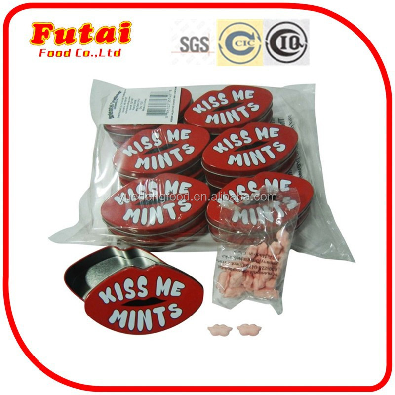 20g Hot sale valentine gift dextrose sweet candy