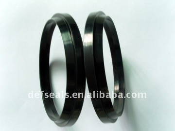 Rubber dust wiper seal
