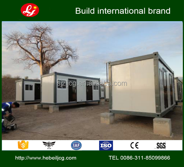 prefabricated building houses explosive container ready made house