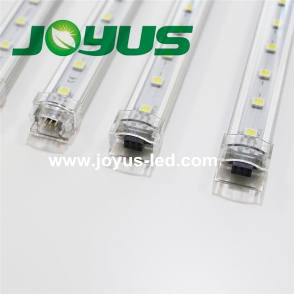 seamless joint aluminum profile led bar light strip 5050 24v ce rohs fcc