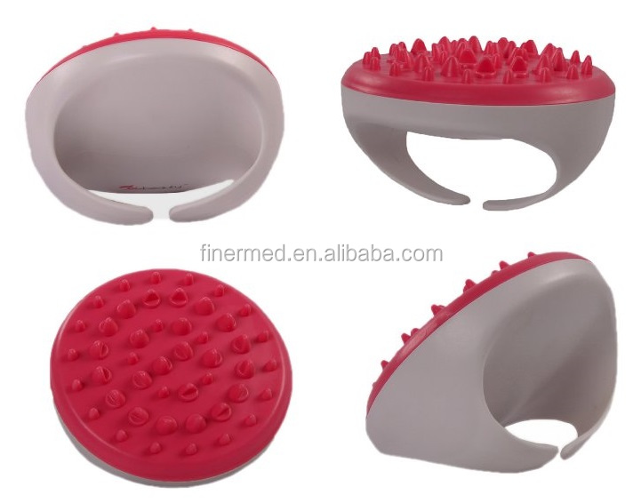 Portable anti cellulite massager