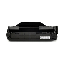 Compatible black toner cartridge for hp Q2612A cartridge in china