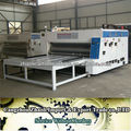 High speed flexo ink printer slotter die cutter machine for corrugated paperboard, carton box making packaging machine