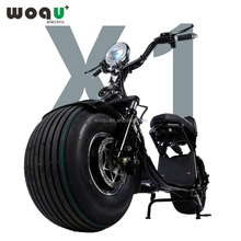 WOQU Original Factory 48V20AH 800W Citycoco Electric Scooter Model X1-7212