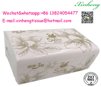 OEM cheap scented facial tissue wholesale