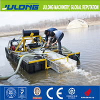 2015 High Efficient Small Gold Dredger/Mini Dredge for Sale