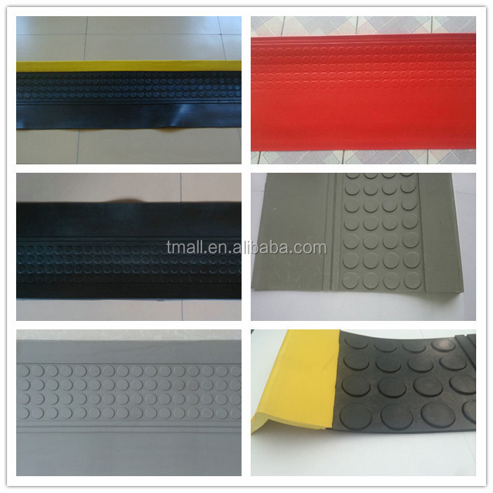 China supplier anti-slip rubber floor mat