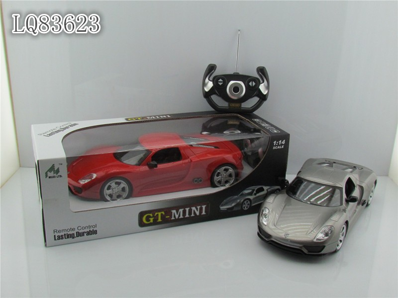 Hot new products 1 :: 8-way electric remote control car with light package