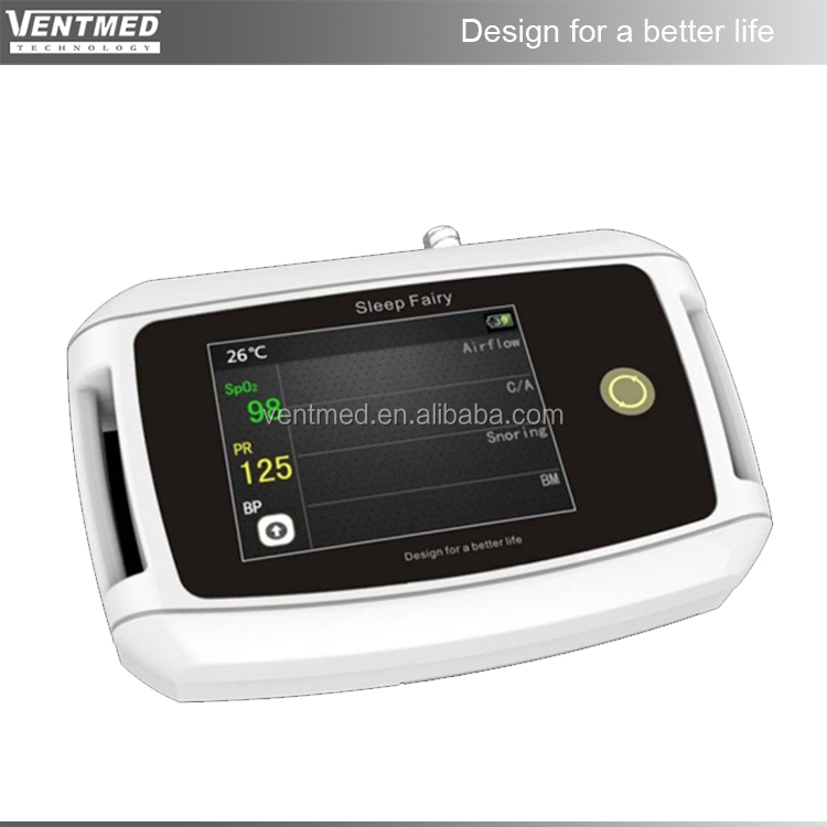 New products 2015 innovative product 8 Channels sleep apnea Multi Para Patient Monitors