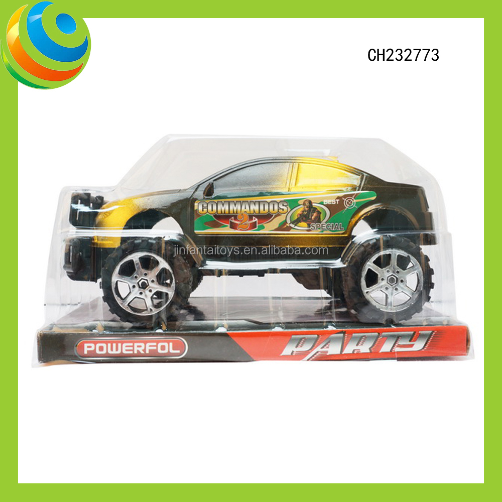 High Quality Kids Plastic <strong>Friction</strong> Power SUV Car Toy