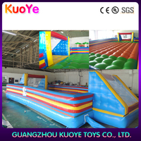 soap football soap soccer new inflatable soccer field for sale