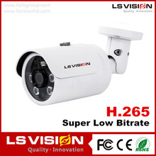 LS VISION High Resolution 4MP h.265 ip camera