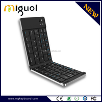 2016 hot sale Flexible Foldable wireless bluetooth Keyboard