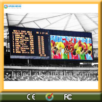 ultra slim tri color indoor led display board price