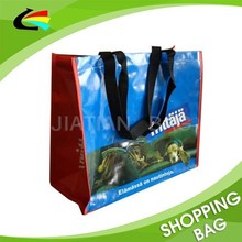 OEM ODM Factory Promotional PP Woven Shopping Goody Bag