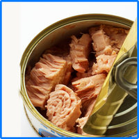 canned tuna processed food