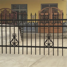 Cheap wrought iron fence panels for sale model DK004