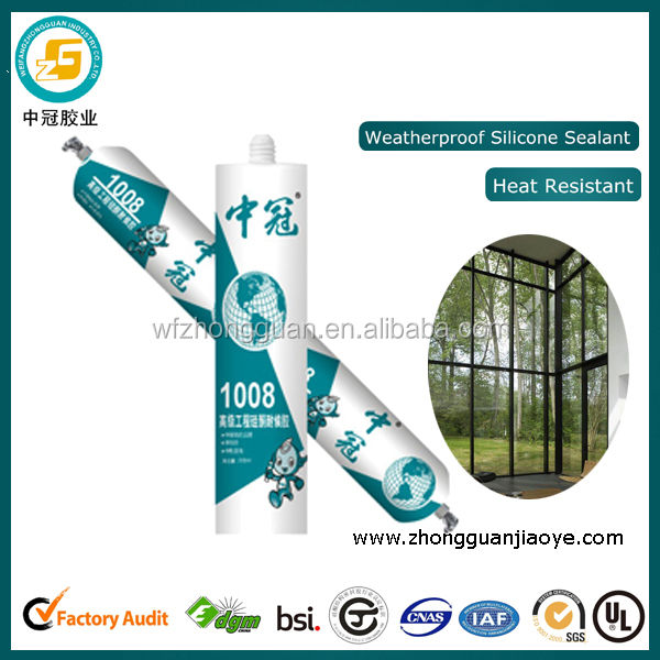 Senior Engineering Silicone Sealant with Superb Weatherproof