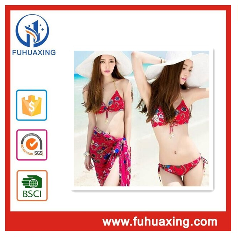 2016 customized good-quality & service mature women bikini