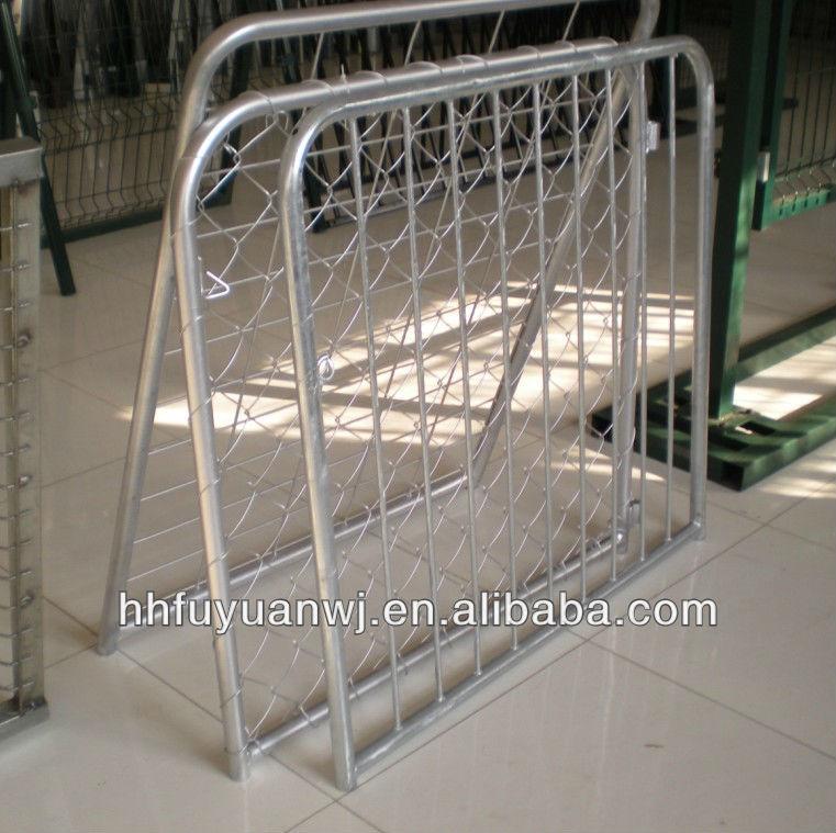 Arco jard n puerta de hierro forjado vallado enrejado y - Puertas de hierro para jardin ...
