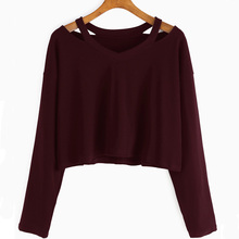 Online Shopping Fashion 95%Cotton And 5% Elastane Plain No Brand Women T shirts