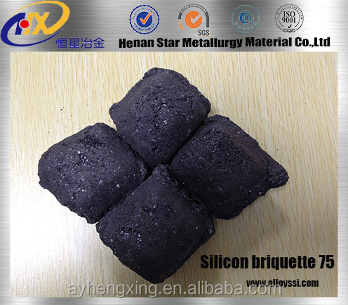 High Pure Ferro Silicon Briquette Ball For Export