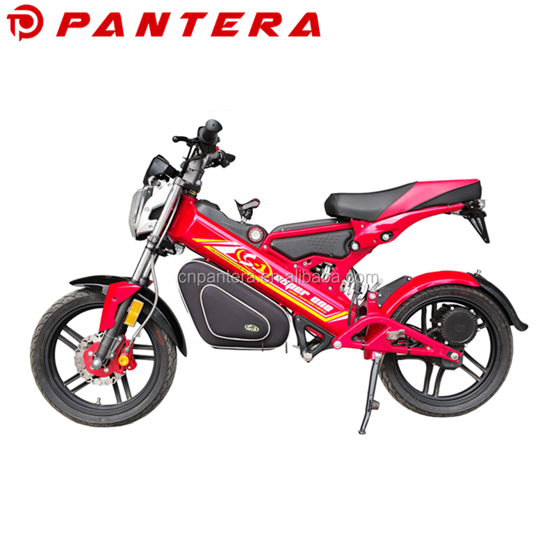 Durable 1500w Electric Scooter 48v Foldable Moped