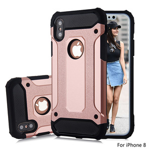 Shockproof Hybrid Rugged Protective Cover Case Armor For Apple iPhone 6 6S 7 8 Plus X