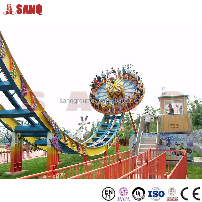 Cheap amusement park rides Flying UFO For Sales