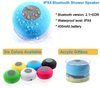 Waterproof Mini Speaker with Bluetooth 3.0 (NT-BS06) Portable Speaker , Control Buttons and Dedicated Suction Cup