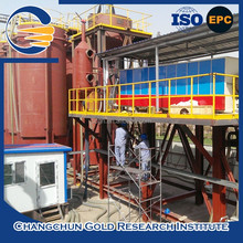 Columnar Active Carbon Recycling Kiln Business