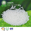 Textile bonding tpu particle hot melt glue , tpu adhesive raw material for shoe making