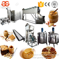South Africa Factory Price Small Commercial Peanut Butter Maker Machine Production Line Peanut Butter Making Machine For Sale