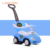 2019 newest licensed pink ride on plastic toy children handle scooter car with for sale