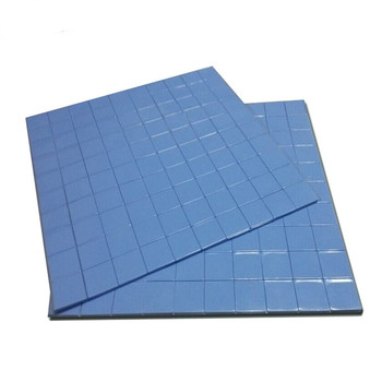 Blue Thermal Pad Gpu Cpu Heatsink Cooling Conductive Silicone