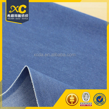 32*32 cotton poly 4.5oz denim fabric with sharp price