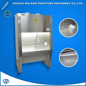 Customized Size Class II Clean Room Biological Safety Cabinet With Different Cleanliness Level