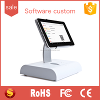 Screen Touch Tablet mobile retail pos machine with thermal receipt printer