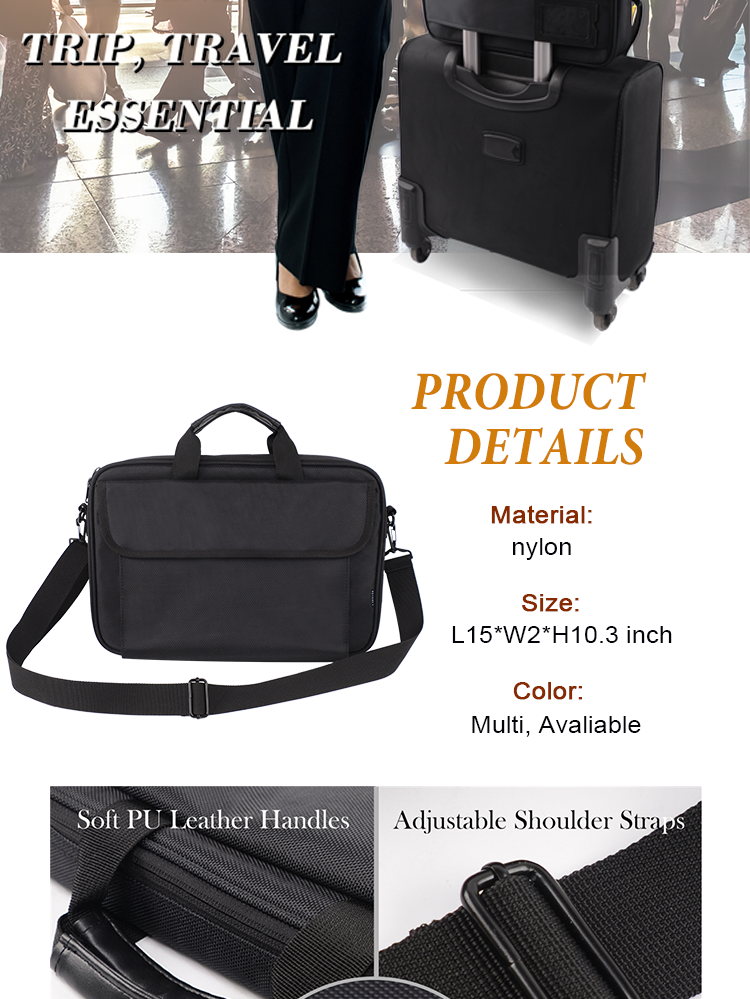 Shoulder bag Laptop Case Handbag Business Briefcase Messenger Bags