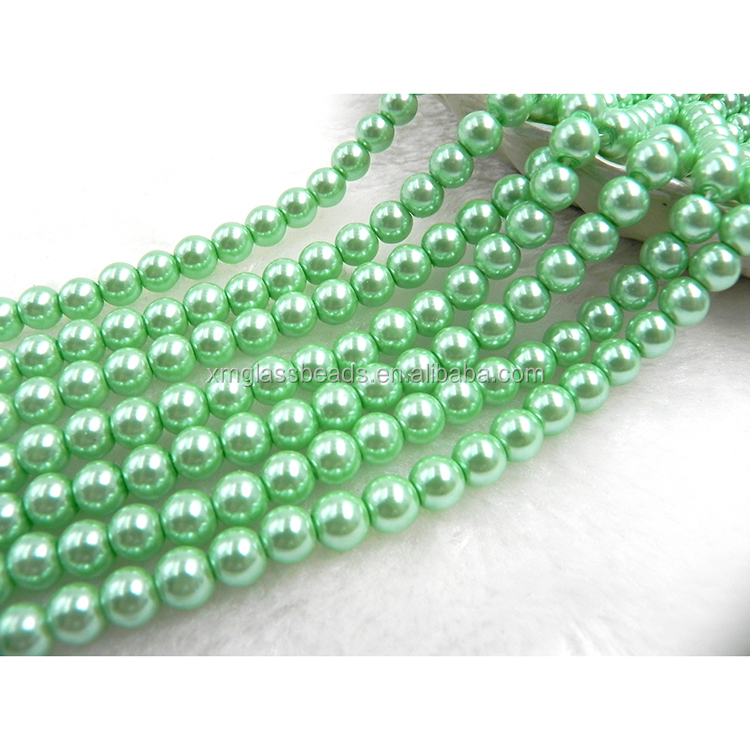 Jade Loose Freshwater Pearls Beads For DIY Necklace Making
